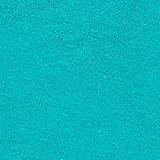 Sweatshorts aus 100% Baumwolle, DARK TURQUOISE, swatch