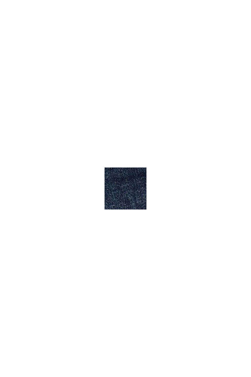 Jeans-Bermudas mit Verstellbund, BLUE MEDIUM WASHED, swatch
