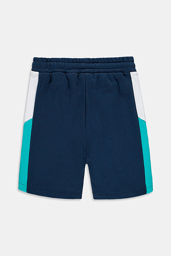 Shorts knitted, PETROL BLUE, detail image number 1