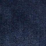Reflektierende Jeans mit Verstellbund, BLUE DARK WASHED, swatch
