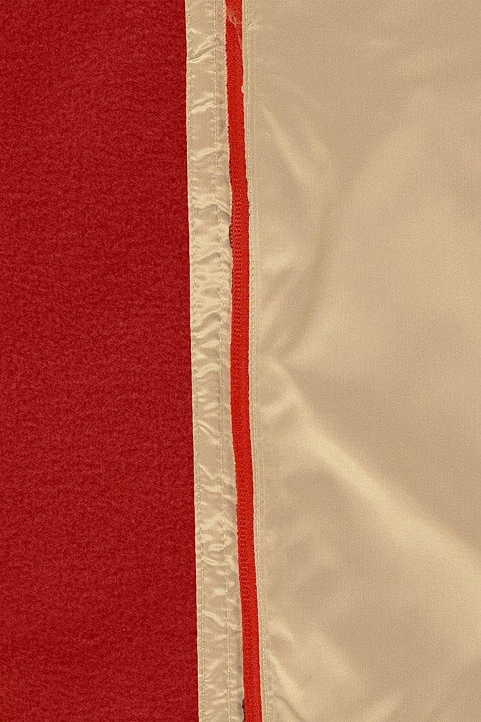Ciré pratique à capuche, CARAMEL, detail image number 2
