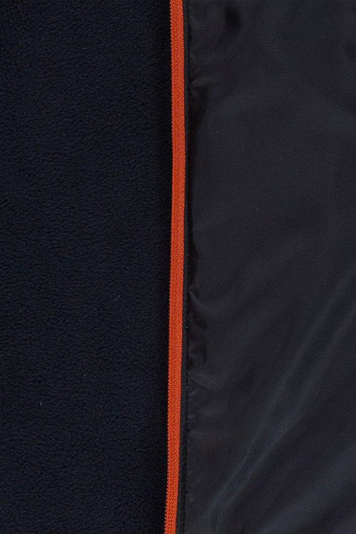 Funktionelle Regenjacke mit Kapuze, NAVY, detail image number 2