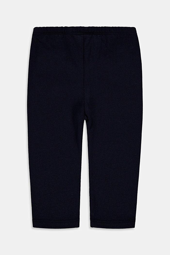 Leggings basiques en coton bio