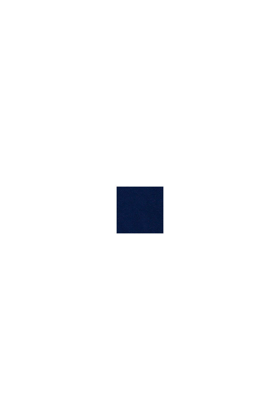 Camiseta con estampado, algodón ecológico, BLUE, swatch