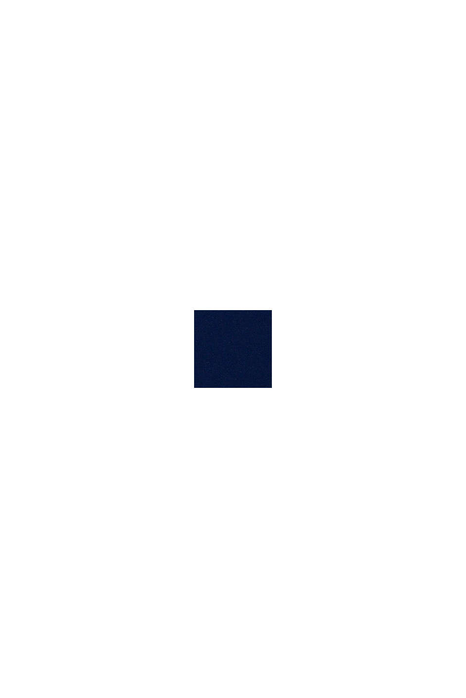 Pantalon de jogging en coton bio, BLUE, swatch