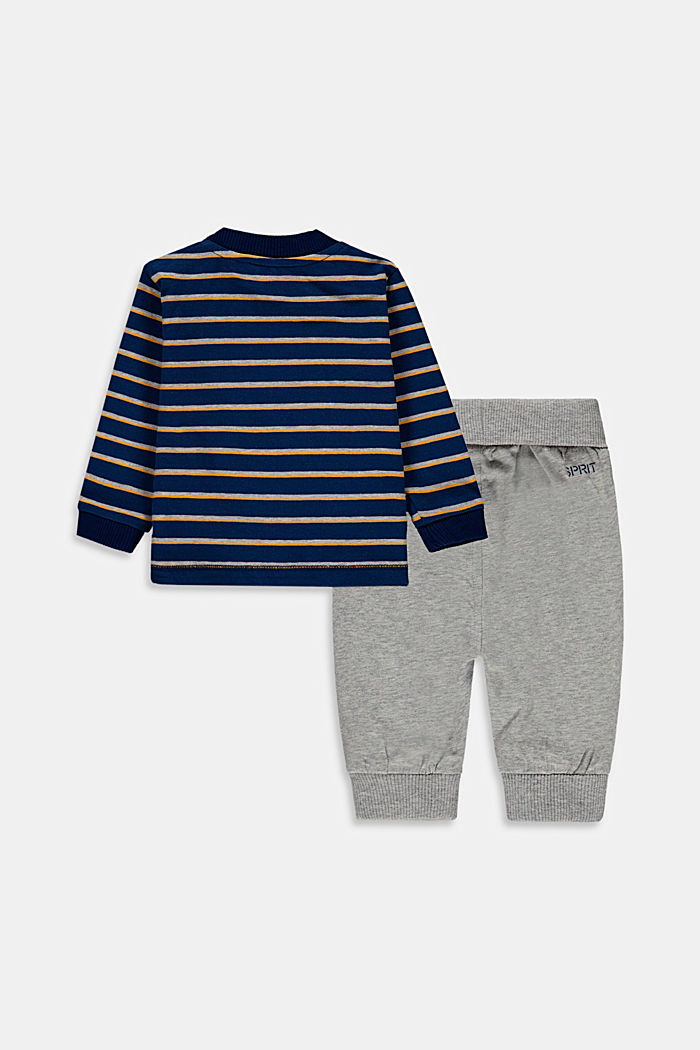 Ensemble: haut et pantalon, coton biologique