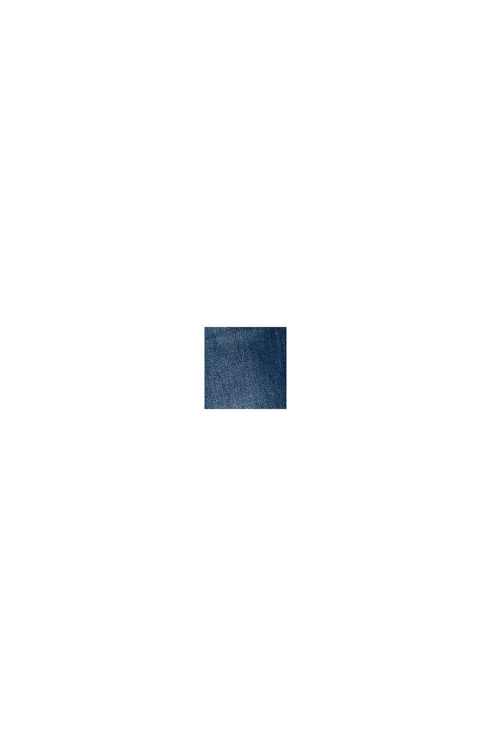 Jean de coupe ballon à taille ajustable, BLUE MEDIUM WASHED, swatch