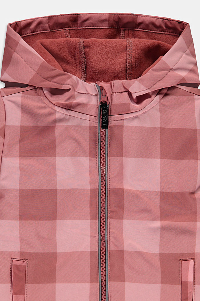 Jackets outdoor woven, PASTEL PINK, detail image number 2