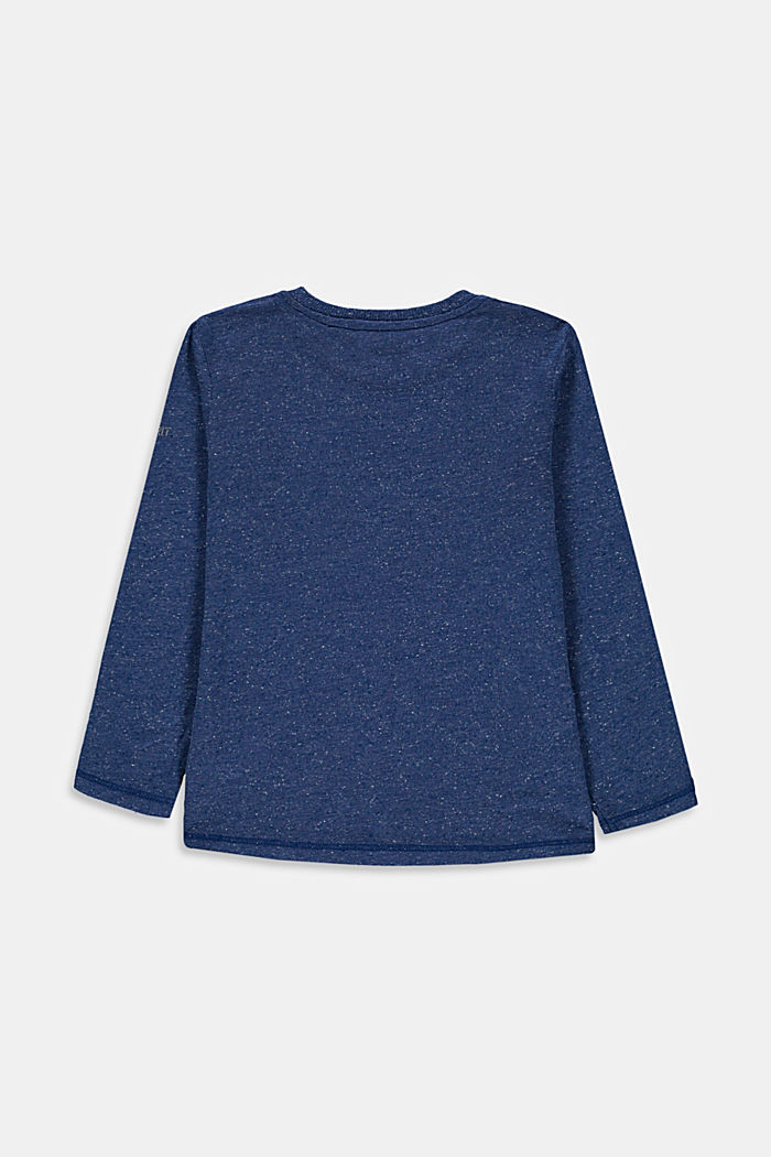 Koszulka z nadrukiem, 100% bawełny, BLUE, detail image number 1