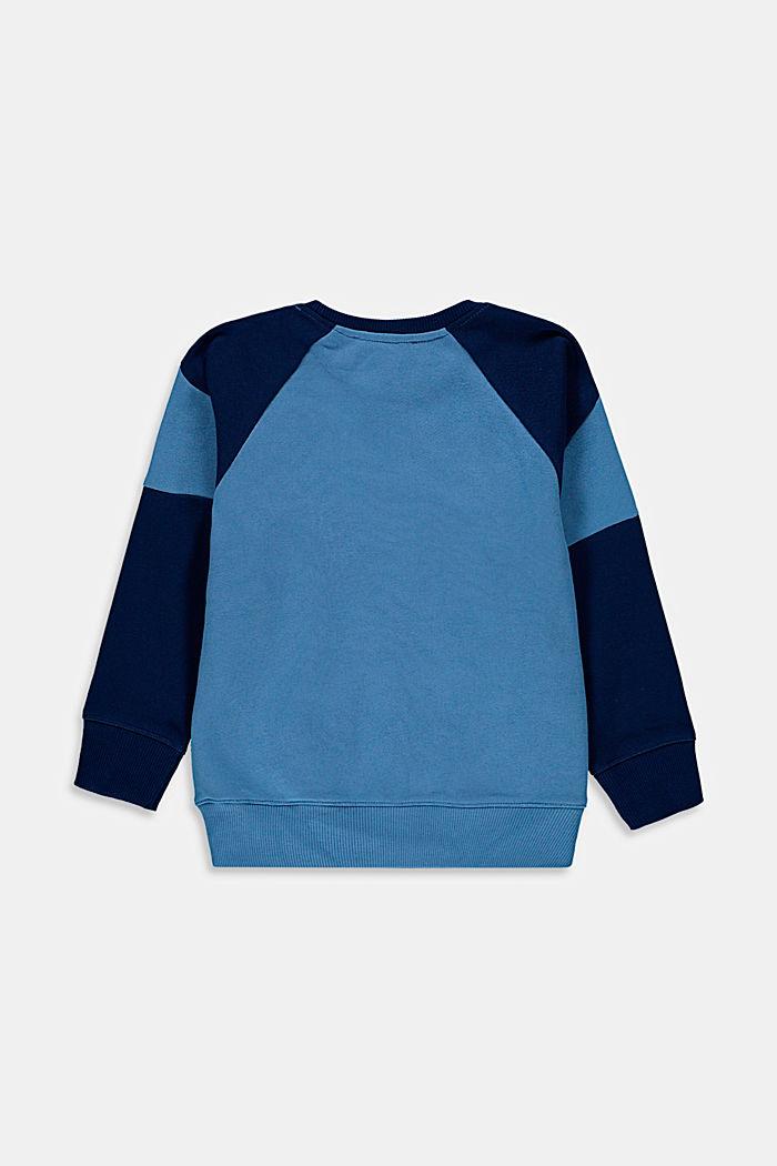 Sweatshirt med tryck, 100% bomull