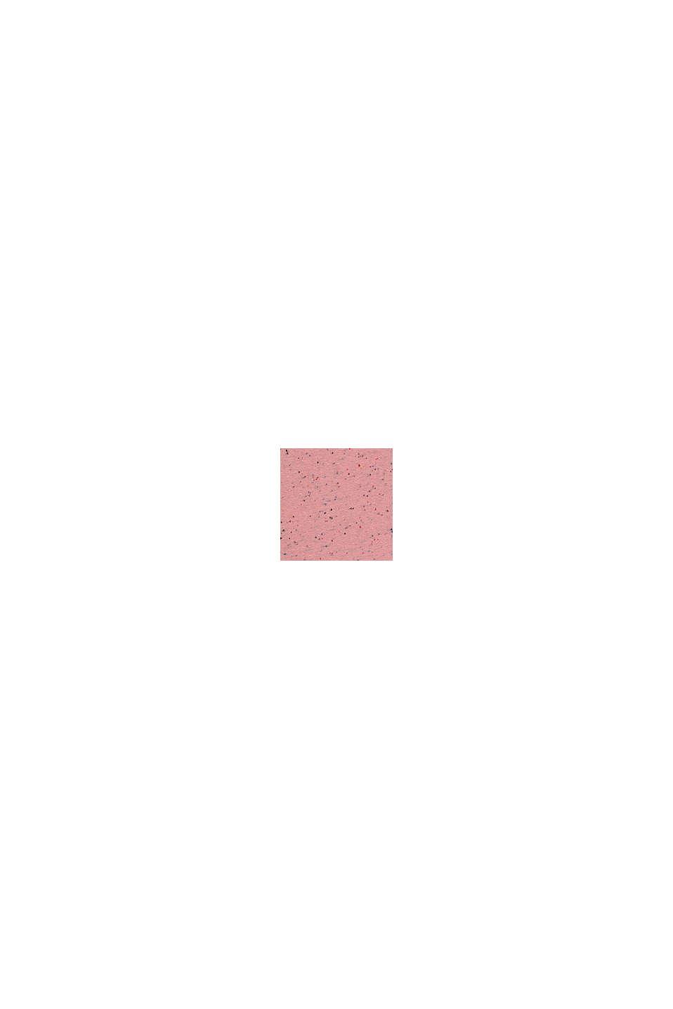 Longsleeve mit Print aus 100% Baumwolle, MAUVE, swatch