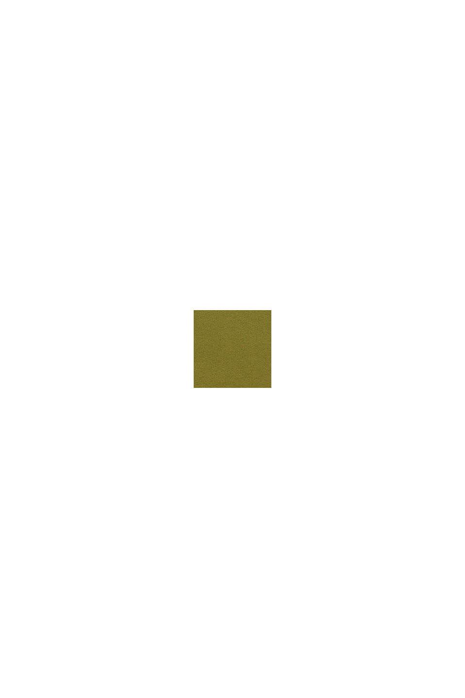 Logo-huvtröja i 100% bomull, LEAF GREEN, swatch