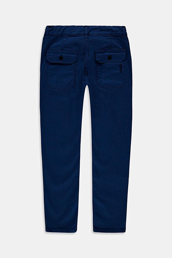5-pocket-broek met verstelbare band