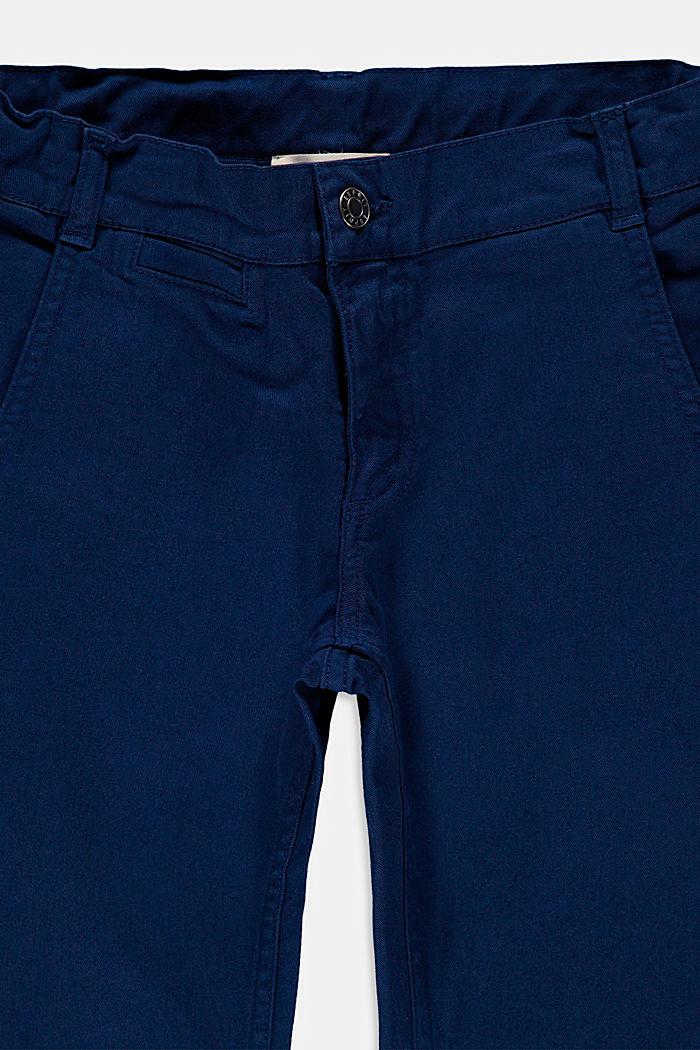 Pantalon 5poches à taille ajustable, BLUE, detail image number 2