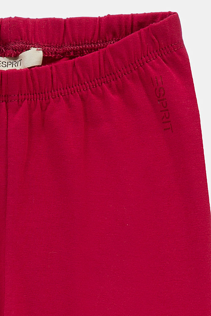 Pants knitted, BERRY RED, detail image number 2