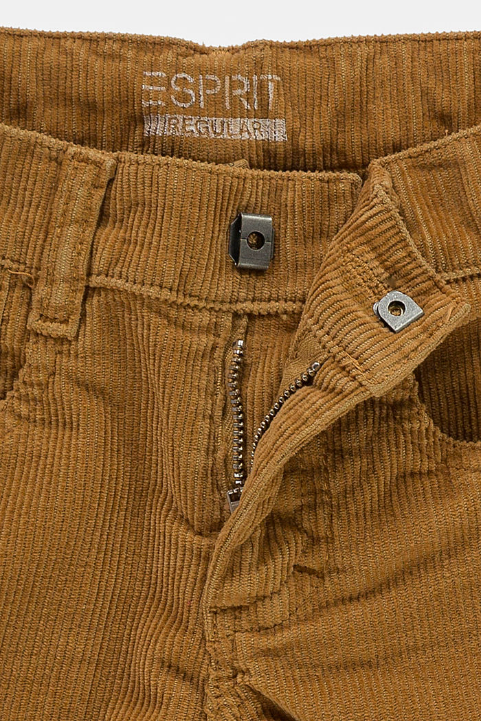 Pants woven, BROWN, detail image number 1