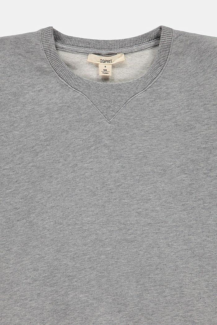 Sweatshirts, GREY, detail image number 2
