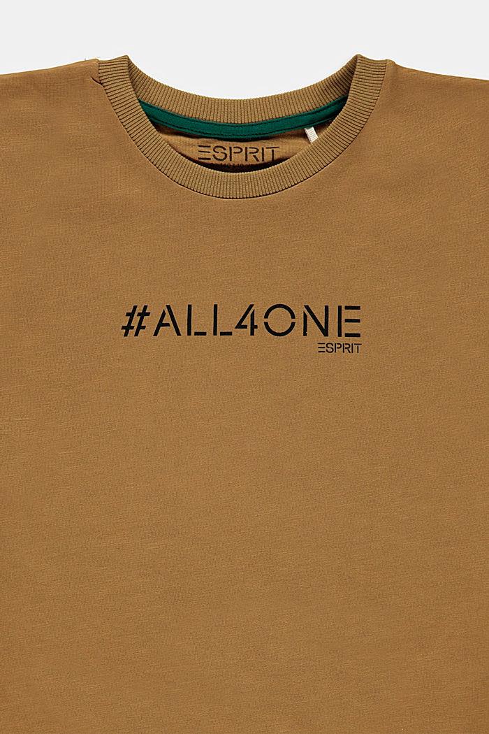 T-Shirts, KHAKI BEIGE, detail image number 2