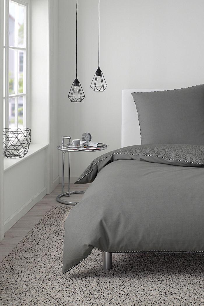 Print-Bettwäsche, 100% Baumwolle