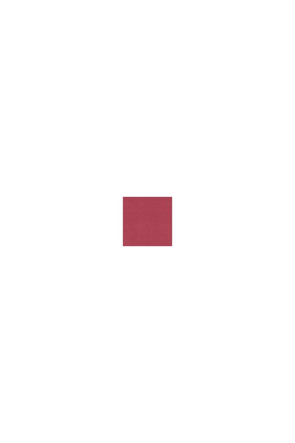 Renforcé-Bettwäsche mit Print, 100% Baumwolle, RED, swatch