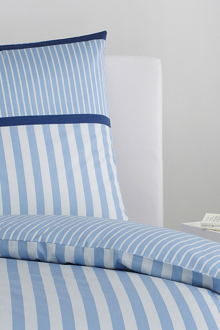 Satin-Bettwäsche aus 100% Baumwolle