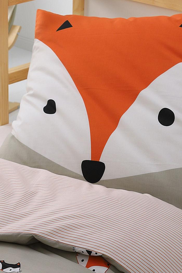 Renforcé-Bettwäsche aus 100% Baumwolle