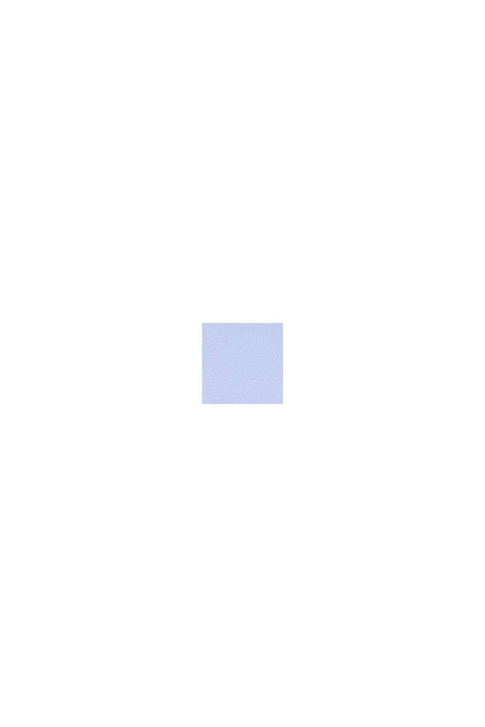Drap-housse en jersey à teneur en coton, FRESH BLUE, swatch