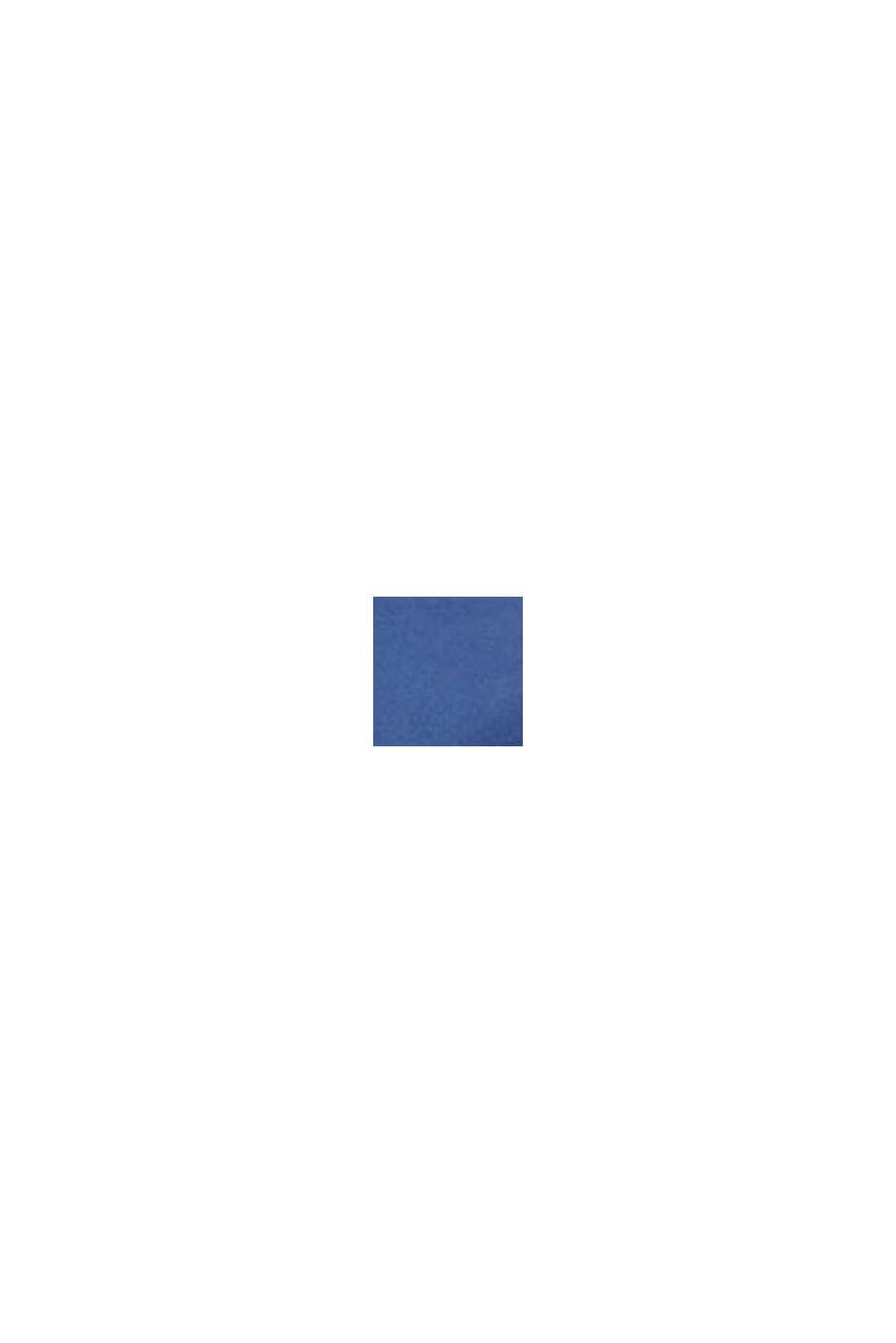 Bettwäsche aus 100% Baumwoll-Satin, BLUE, swatch