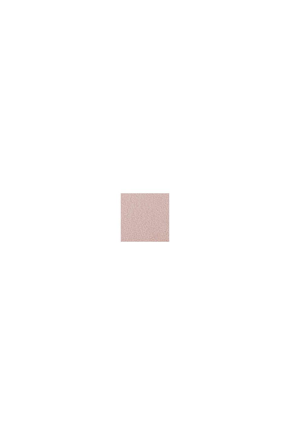 Cadre photo en micro velours, ROSE, swatch