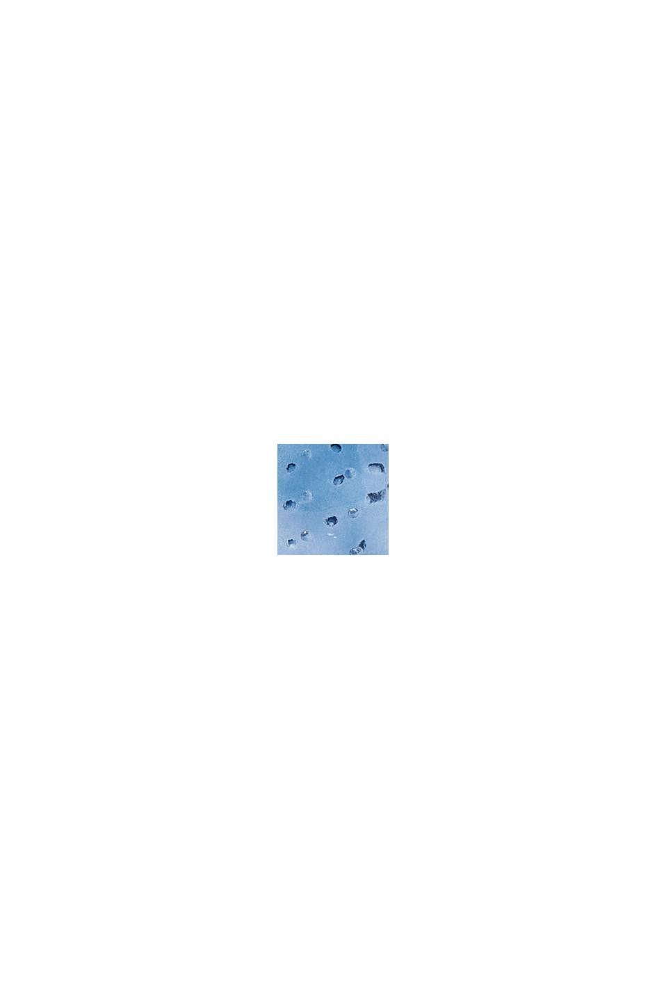 3er-Set: Vasen aus Struktur-Glas, BLUE, swatch
