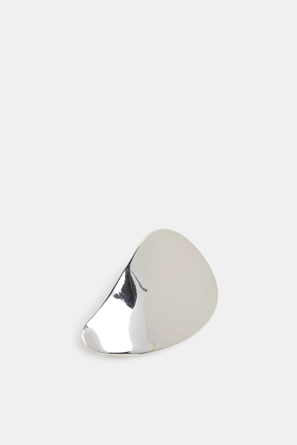Esprit - Hair clip made of metal in a teardrop design