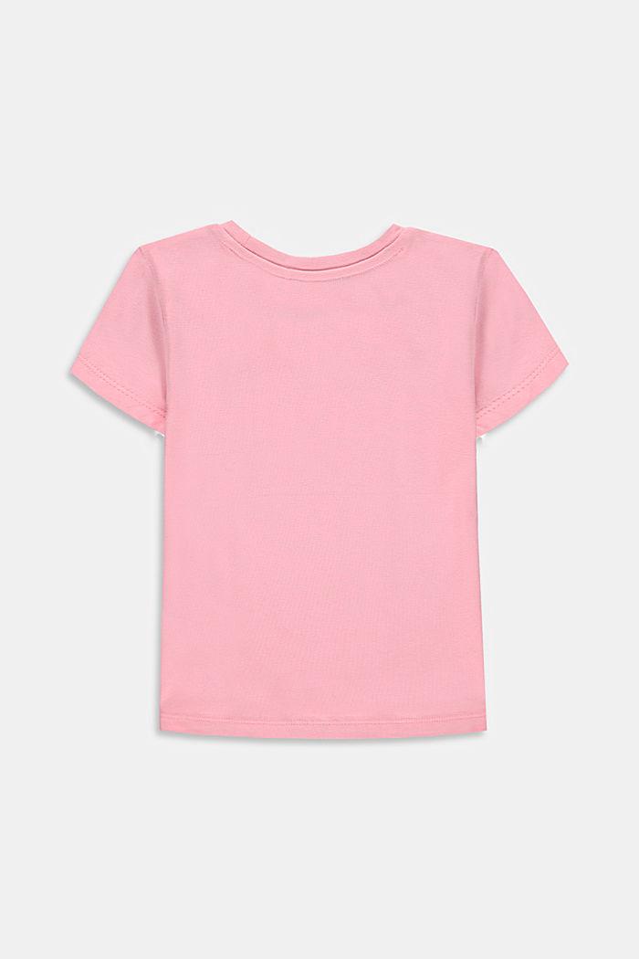 T-Shirt mit Logo aus Baumwolle