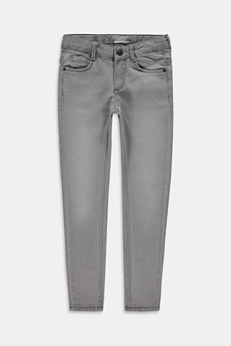 Jeans made of organic cotton
