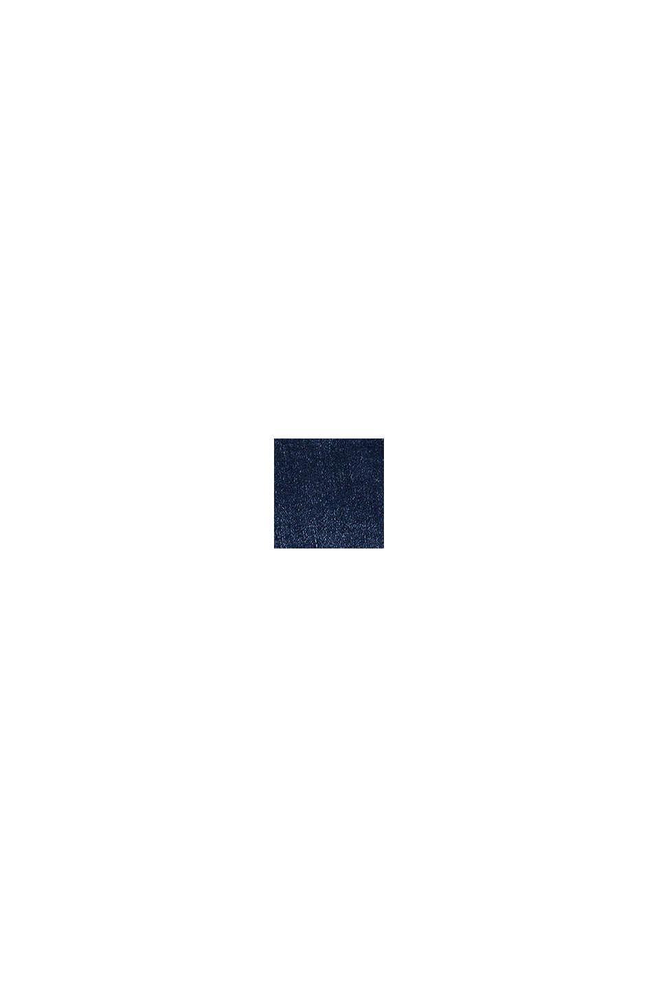 Stretchjeans i forskellige vidder, regulerbar livvidde, BLUE DARK WASHED, swatch
