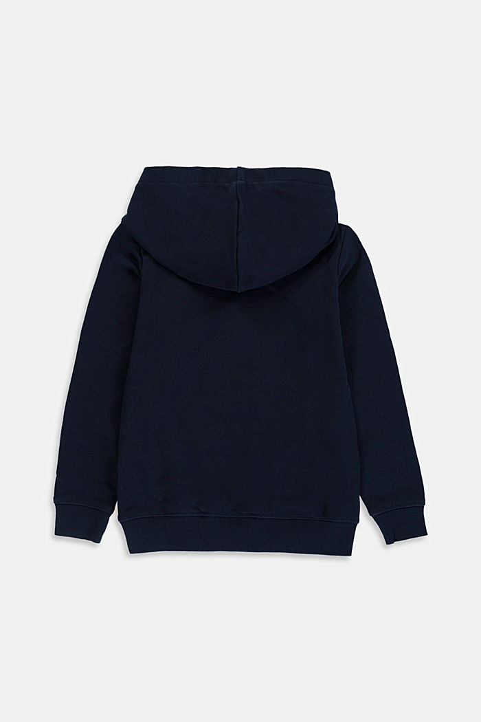 Sweatshirts, NAVY, detail image number 1