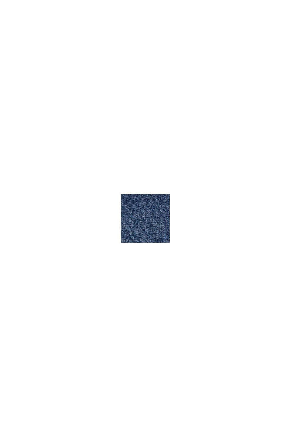Stretch-Jeans mit Weitenservice und Verstellbund, BLUE MEDIUM WASHED, swatch