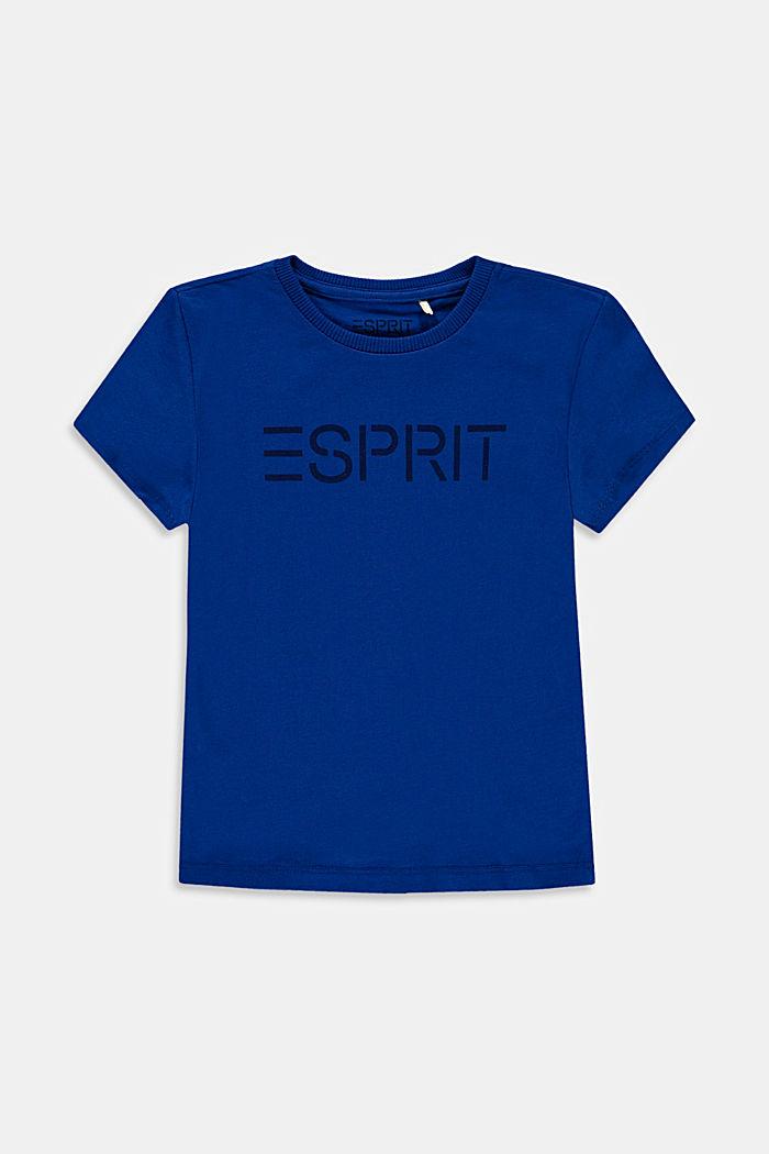 Logo-T-shirt i 100% bomuld