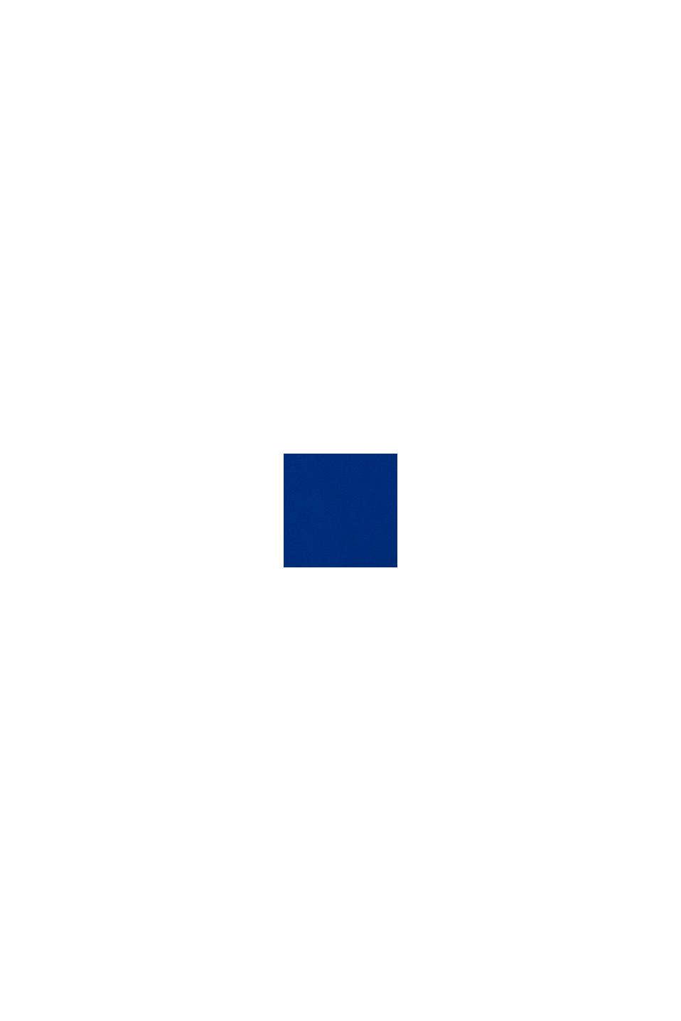 Camiseta con el logotipo en 100% algodón, BRIGHT BLUE, swatch