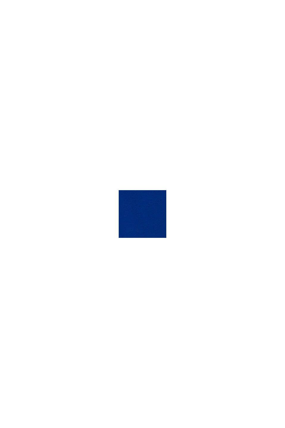 Sweatbroek van 100% katoen, BRIGHT BLUE, swatch