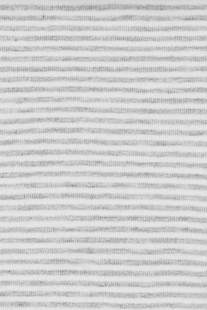 Set aus Babymütze und Halstuch, LIGHT GREY, detail image number 2