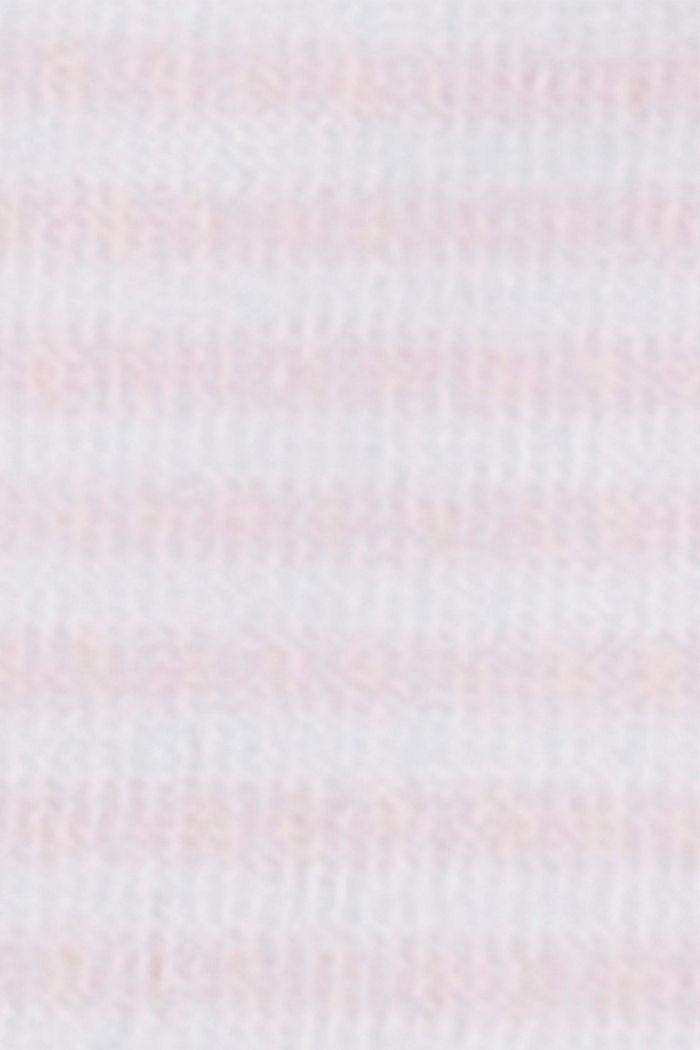 Set aus Babymütze und Halstuch, BLUSH, detail image number 2