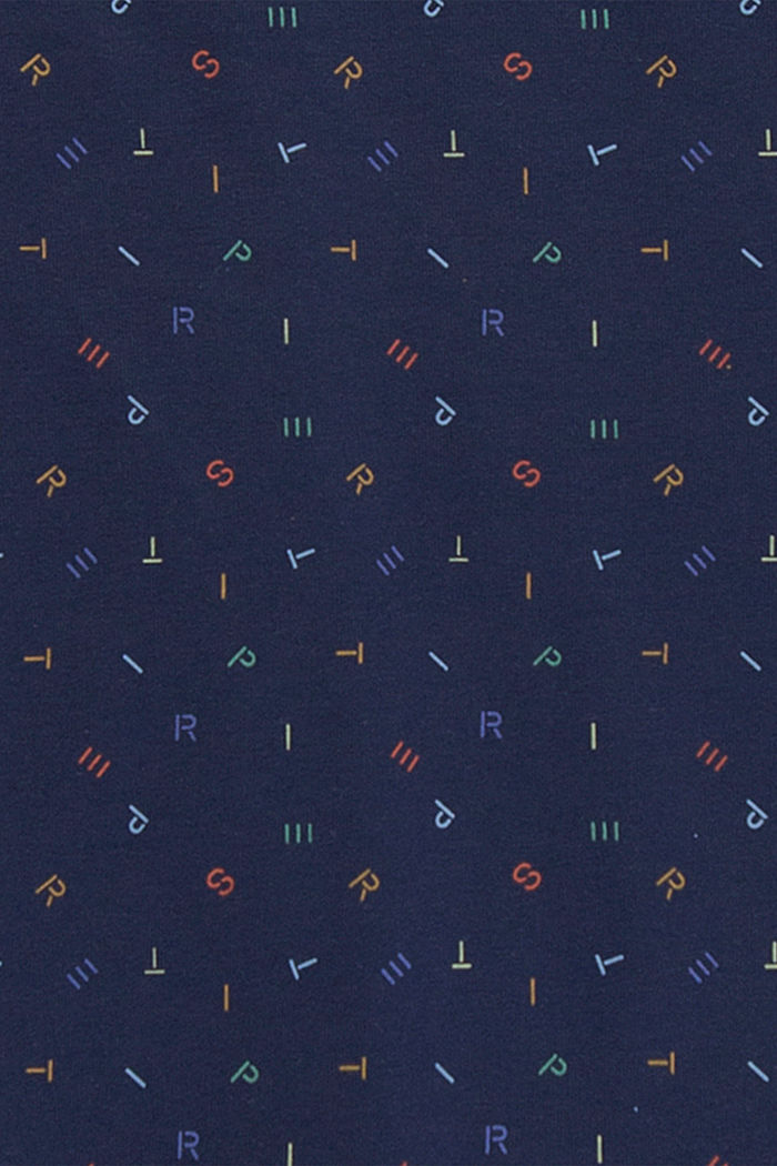 Babydecke aus Organic Cotton, DARK BLUE, detail image number 3