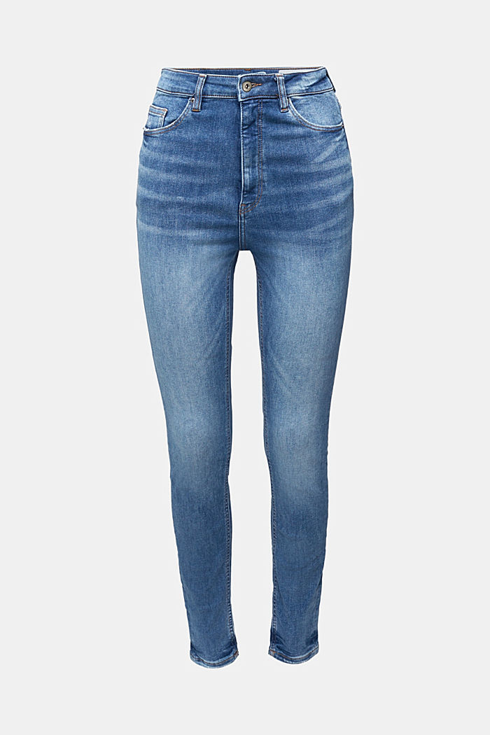 Superstretch-Jeans, Organic Cotton