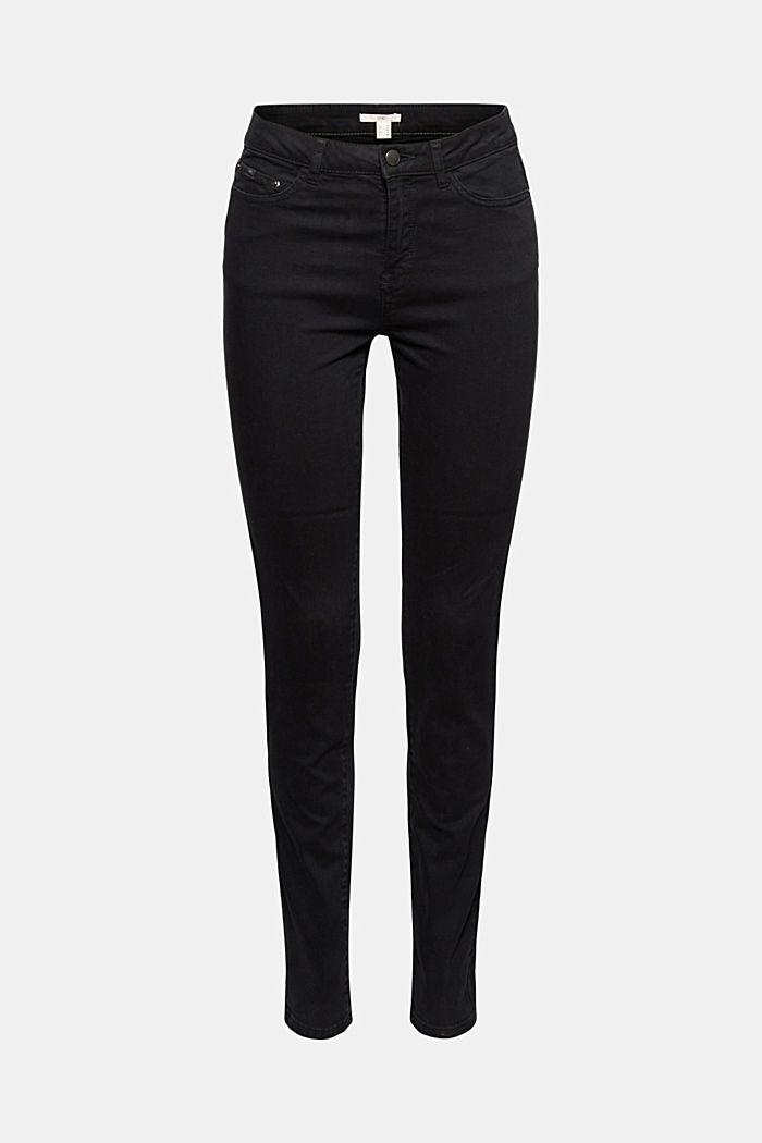 Pantalon stretch à teneur en coton biologique