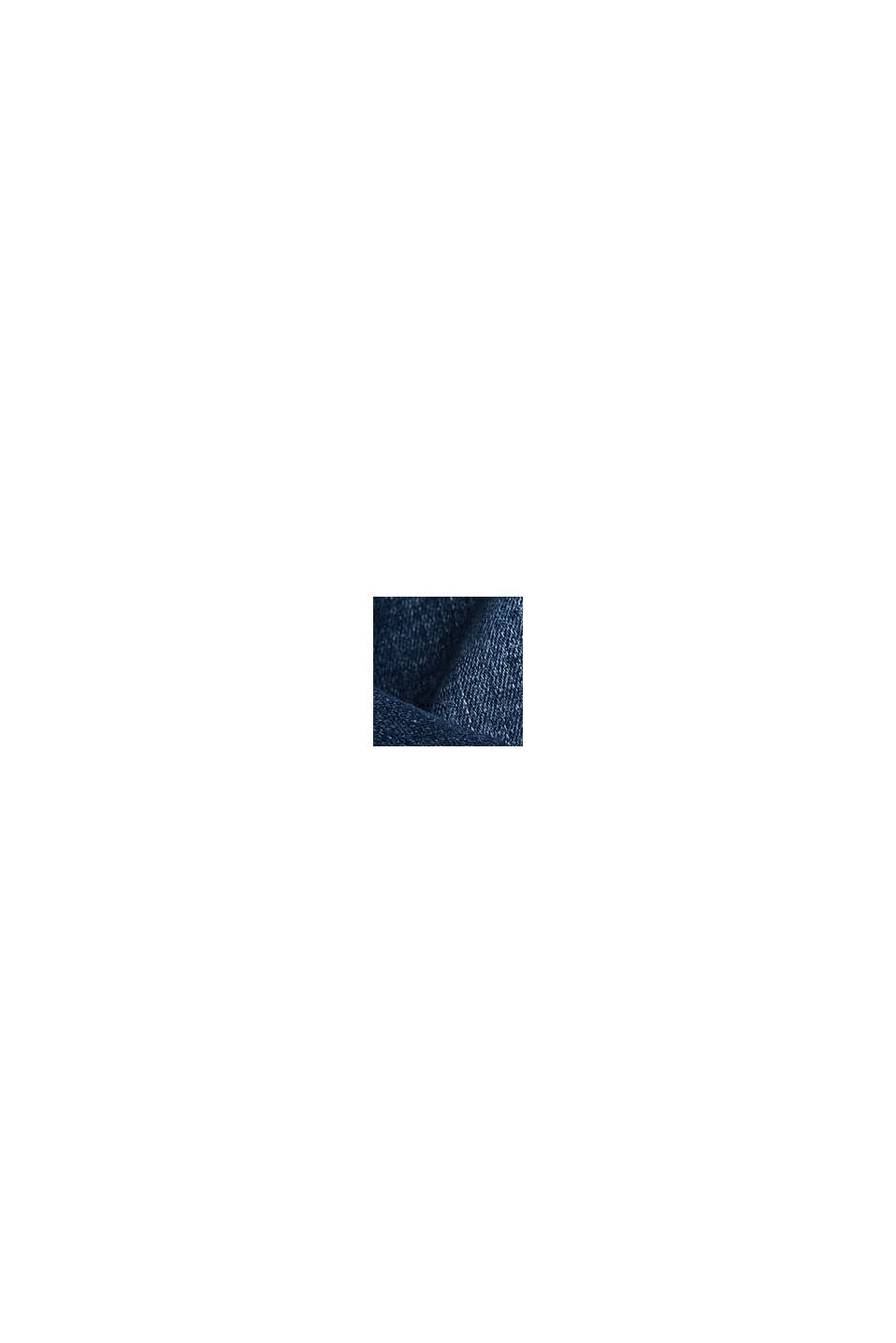 Stretchjeans met biologisch katoen, BLUE DARK WASHED, swatch