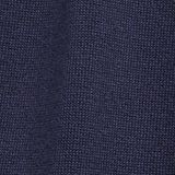 Long cardigan containing organic cotton, NAVY, swatch