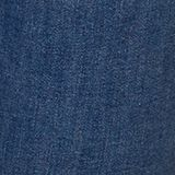 Basic jeans with organic cotton, BLUE MEDIUM WASHED, swatch