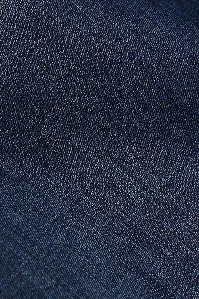 Stretch-Jeans mit Organic Cotton, BLUE DARK WASHED, detail image number 5