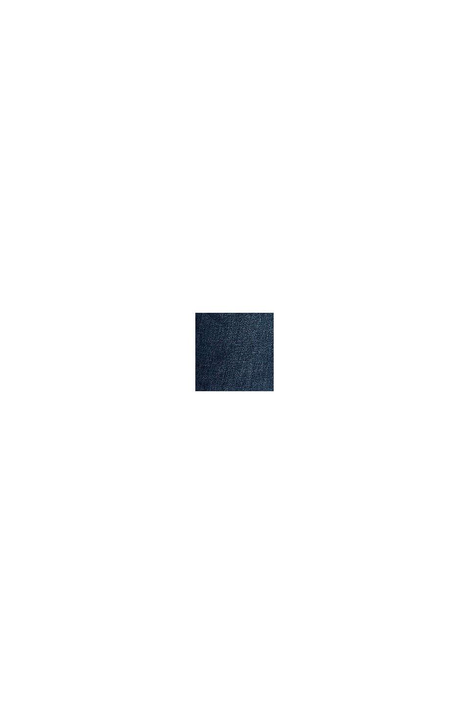 Jeans van biologisch katoen, BLUE BLACK, swatch