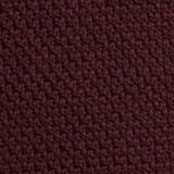Jumper made of 100% organic cotton, BORDEAUX RED, swatch